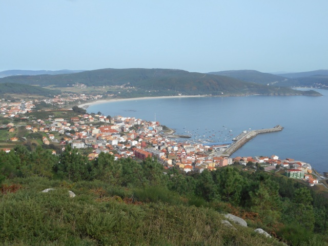 The city of Finisterre