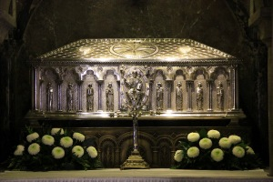 Crypt of St James